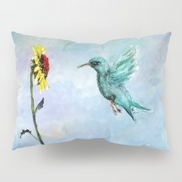 Sun Flower Day Pillow Sham