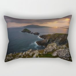 Slea Head, Co.Kerry - Ireand Print (RR 244) Rectangular Pillow