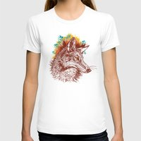 coyote T-shirts featuring coyote by youareconstance
