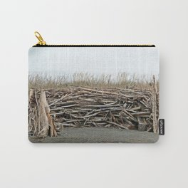 Driftwood Wind Shelter Carry-All Pouch