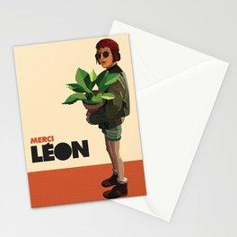 Mathilda, Leon the Professional Stationery Cards