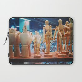 Human Beings Laptop Sleeve