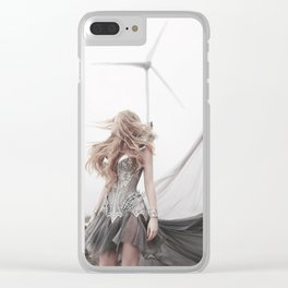 Dynamic Clear iPhone Case