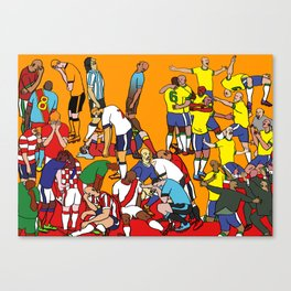 Endgame Canvas Print