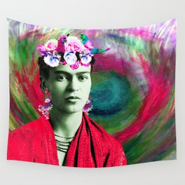 Frida Love's Freeda Wall Tapestry