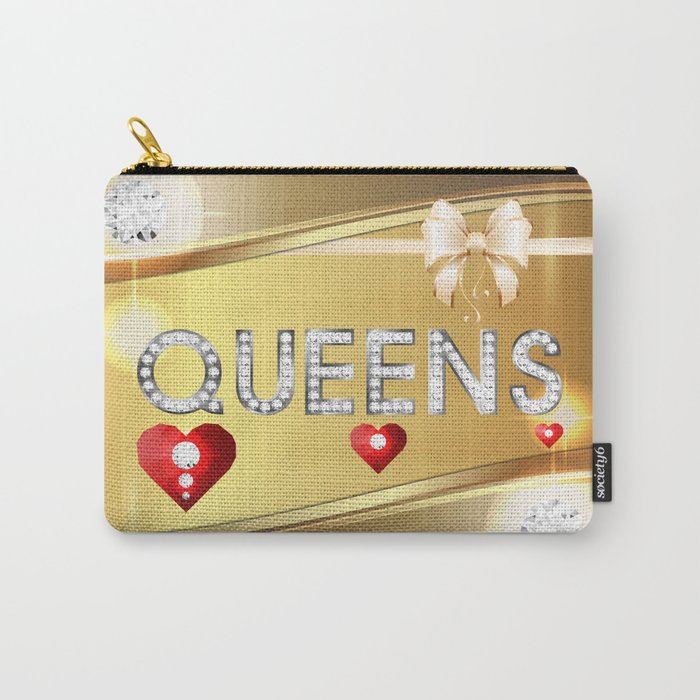 Queens 01 Carry-All Pouch