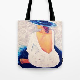 ANOTHER ONE FINE DAY Tote Bag