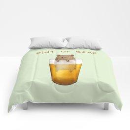 Pint of Bear Comforters