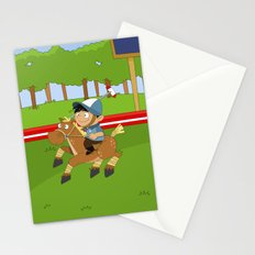 Non Olympic Sports: Polo Stationery Cards