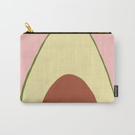 Avocado watercolor Carry-All Pouch