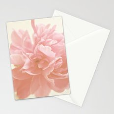 Peony Bloom Stationery Cards