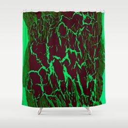 Poisoned 4.0 Shower Curtain