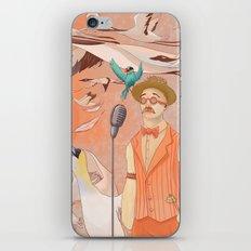 Aviator Orange iPhone & iPod Skin