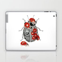 Siege of ladybugs Laptop & iPad Skin
