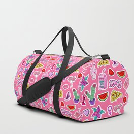 Pink Punch Duffle Bag