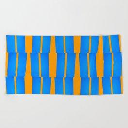 MOUVEMENTS Beach Towel