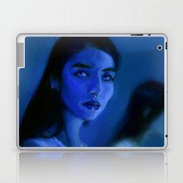 Blue Morphos Laptop & iPad Skin