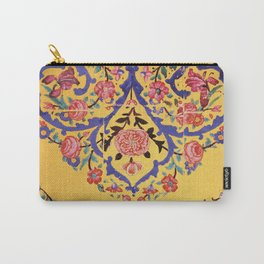 Persian Illustration Carry-All Pouch