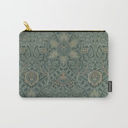 Ispahan by William Morris 1888 Antique Vintage Pattern CC0 Spring Summer Carry-All Pouch