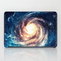xbox iPad Cases featuring Spiral Galaxy by Zavu