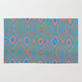 Color patches Rug