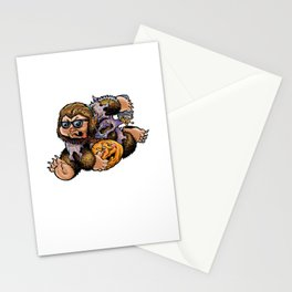 7a Wolfman Warren Stationery Cards