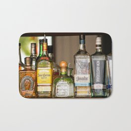 Last Call For Alcohol Bath Mat