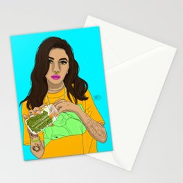Corrine Stationery Cards