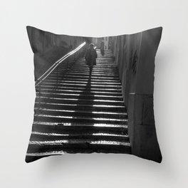 Lisbon Shadow Throw Pillow