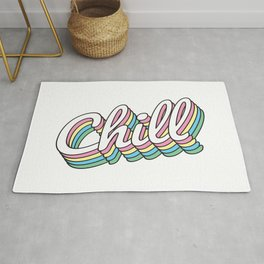 Literally Chill Rug