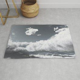 Sahara Dust 2018 (Cloud series #15) Rug