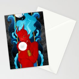 Redevil Stationery Cards