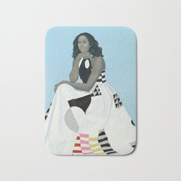 First Lady Michelle Obama Bath Mat