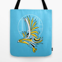 Hawk Deco Tote Bag