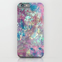 Prismatic Ocean of Light V iPhone Case