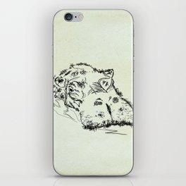 Hippo iPhone Skin