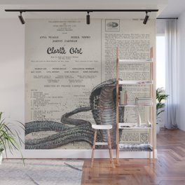 His Master's Voice - The Cobra Wall Mural