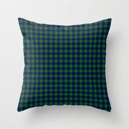 Johnston Tartan Plaid Throw Pillow