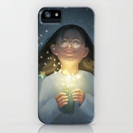 Making Stars iPhone Case