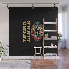 El Santo, Mexican wrestling fighter - Lucha Libre Wall Mural