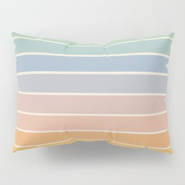 Gradient Arch - Rainbow III Pillow Sham