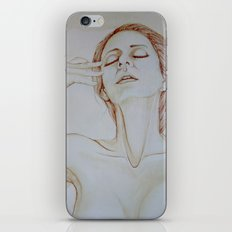 Synthesis of emotions iPhone & iPod Skin