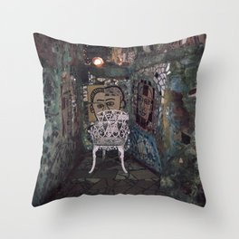 more magic Throw Pillow