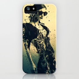 Beauty Echoes iPhone Case