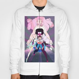 We Are The Crystal Gems! Hoody