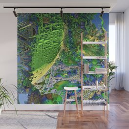 Shoots and Ladders Wall Mural
