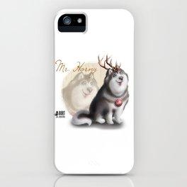 Mr. Horny iPhone Case