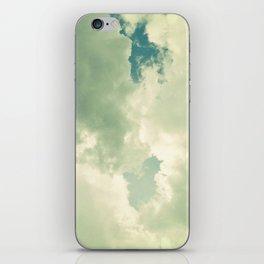 Cumulonimbus. iPhone Skin