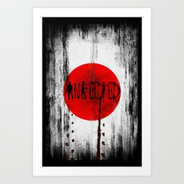 Infection Art Print