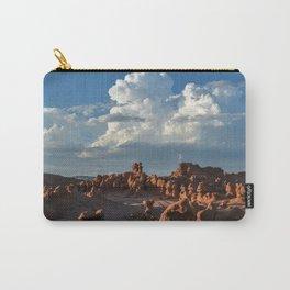 Desert Strike - Goblin Valley Utah Carry-All Pouch